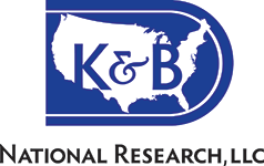 K & B National Research, LLC | Directories | Quirks.com