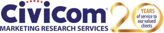 Civicom Marketing Research Services logo