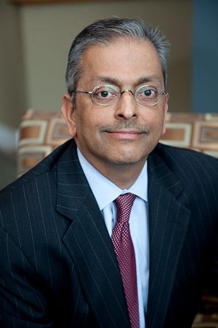 Zain Raj, CEO