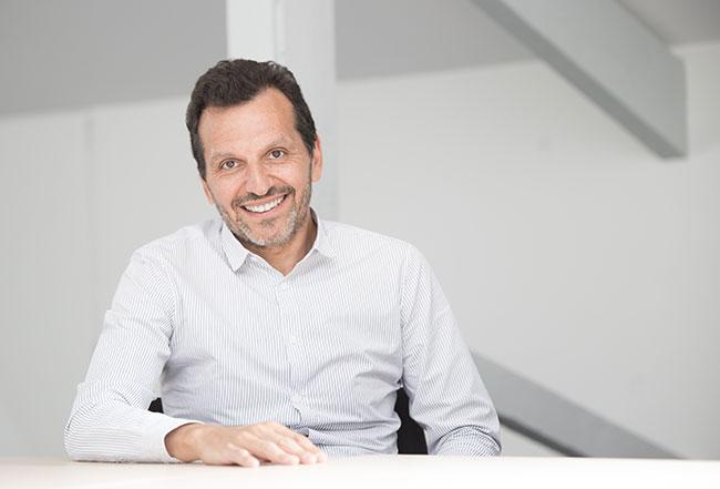 Frédéric-Charles Petit, CEO